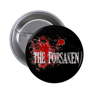 Forsaken Pen 6 Cm Round Badge