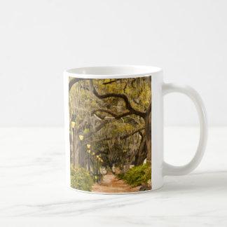Forsyth Park - Photo, Savannah, Georgia (GA) USA Coffee Mug