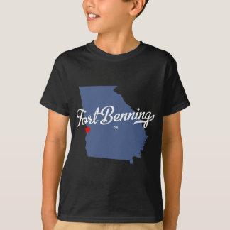 Fort Benning Georgia GA Shirt
