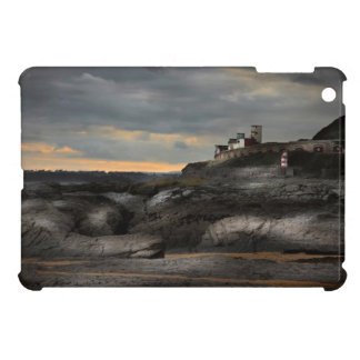 Fort Bovisand and surreal sunset Cover For The iPad Mini