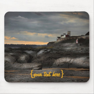 Fort Bovisand Mouse Pad
