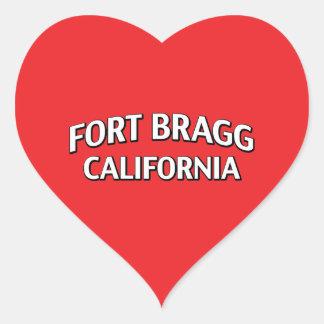 Fort Bragg California Stickers