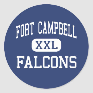 Fort Campbell - Falcons - High - Fort Campbell Sticker