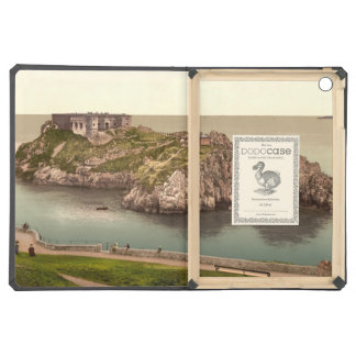 Fort Catherine, Tenby, Pembrokeshire, Wales Cover For iPad Air