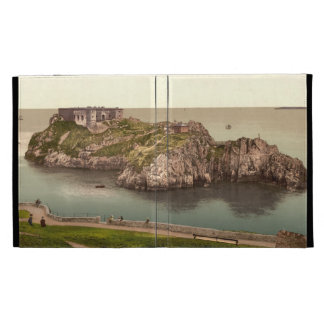 Fort Catherine Tenby Pembrokeshire Wales iPad Folio Cases