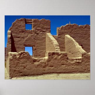 Fort Churchill, Nevada Poster
