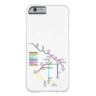 Fort Collins Bike Map Smartphone Case
