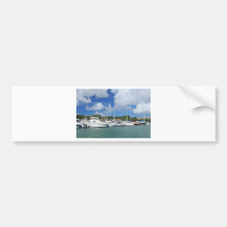 Fort-de-France, Martinique Bumper Sticker