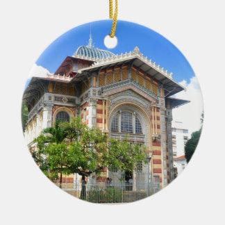 Fort-de-France, Martinique Christmas Ornament