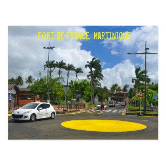 Fort-de-France. Martinique Postcard
