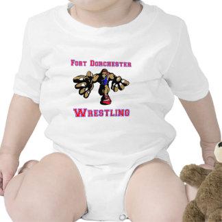 Fort Dorchester Wrestling Bodysuits