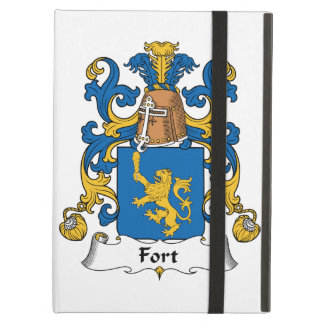 Fort Family Crest iPad Cases