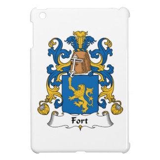 Fort Family Crest iPad Mini Covers