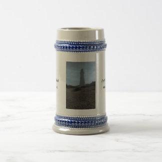 Fort Gratiot Lighthouse Beer Stein