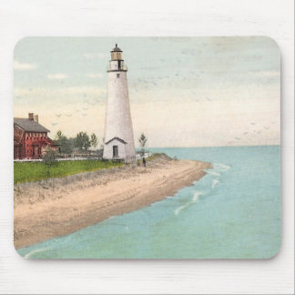Fort Gratiot Lighthouse Mouse Pad