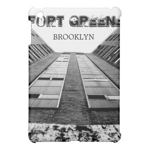 Fort Greene iPad 1 Case (by Trap Thomas) Cover For The iPad Mini