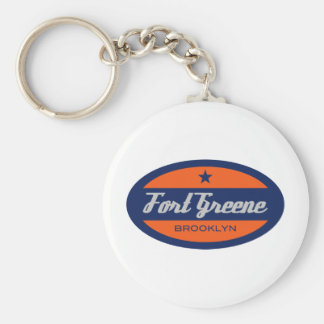 Fort Greene Key Ring