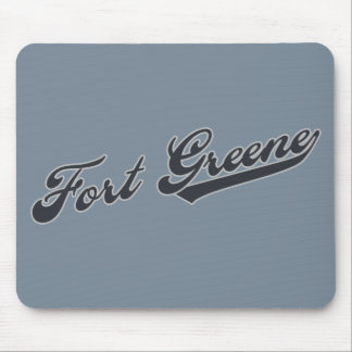 Fort Greene Mouse Pad