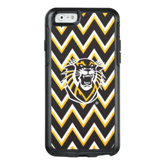 Fort Hays State | Chevron Pattern OtterBox iPhone 6/6s Case