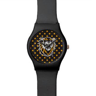 Fort Hays State | Polka Dot Pattern Watch