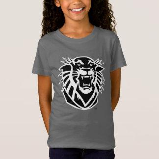 Fort Hays State Primary Mark | Black & White Logo T-Shirt