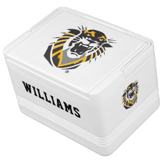 Fort Hays State Primary Mark Igloo Cool Box