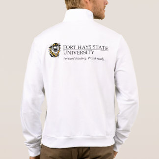 Fort Hays State Primary Mark | Motto Jacket