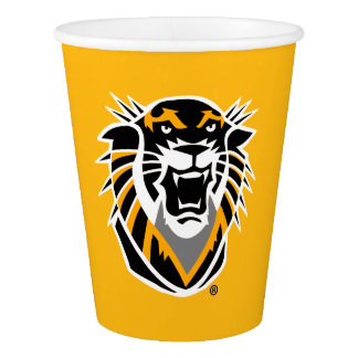 Fort Hays State Primary Mark Paper Cup