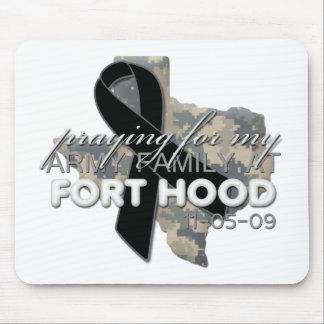 Fort Hood Memorial Mouse Pad
