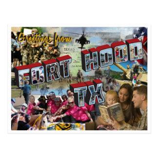 Fort Hood Postcard