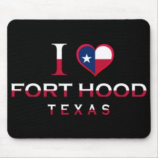 Fort Hood, Texas Mousepads