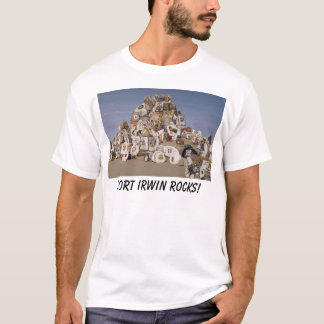 FORT IRWIN ROCKS! T-Shirt