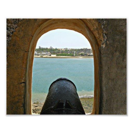 Fort Jesus 8 Mombasa, Kenya, East Africa Photo Print