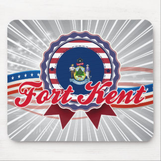 Fort Kent, ME Mouse Pad