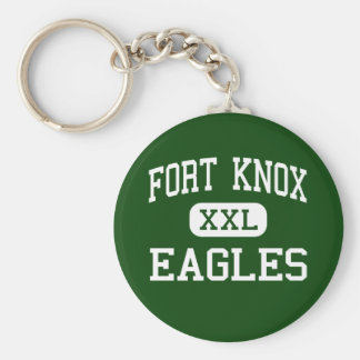 Fort Knox - Eagles - High - Fort Knox Kentucky Key Ring
