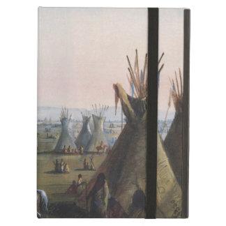 Fort Laramie, Sublette Fort, Fort William, Miller iPad Air Cover
