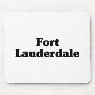 Fort Lauderdale Classic t shirts Mouse Pad