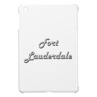 Fort Lauderdale Florida Classic Retro Design Cover For The iPad Mini