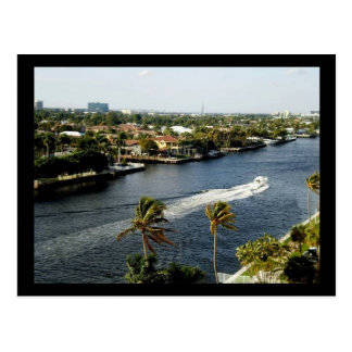 Fort Lauderdale, Florida Postcard
