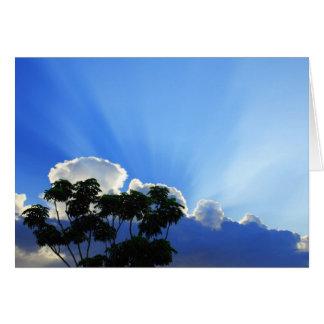 Fort Lauderdale, Florida Sunset Greeting Card