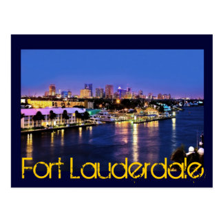 Fort Lauderdale, Florida, the Venice of America! Post Cards