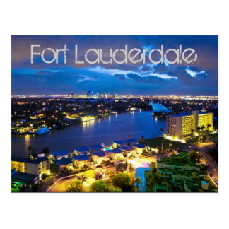 Fort Lauderdale, Florida, U.S.A. Post Cards