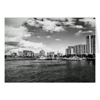Fort Lauderdale Greeting Card