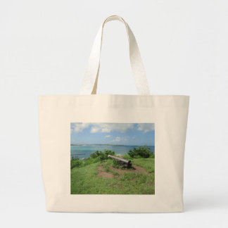 Fort Louis Cannon Tote Bag