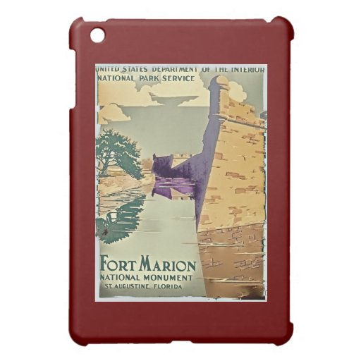 Fort Marion Design Cover For The iPad Mini