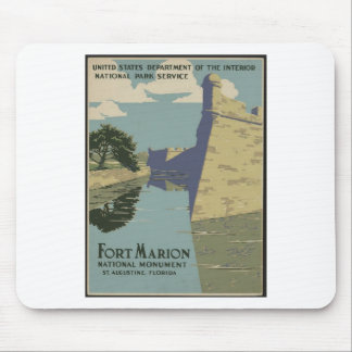 Fort Marion Mouse Pad