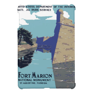 Fort Marion National Monument iPad Mini Cases
