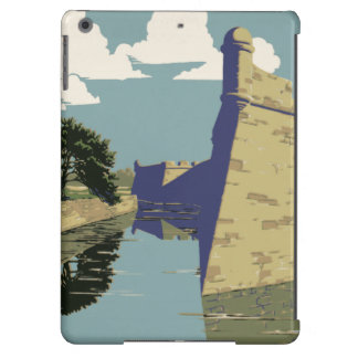 Fort Marion National Monument St Augustine Florida iPad Air Cases