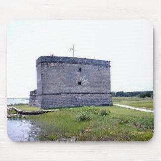 Fort Matanzas Mouse Mat