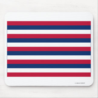 Fort Mifflin Flag Mouse Pad